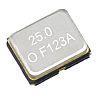 EPSON, 24.576MHz XO Oscillator CMOS, 4-Pin X1G004171003212
