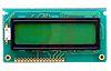AZ DISPLAYS INC ACM1602B-FL-GBS ACM1602B Alphanumeric LCD