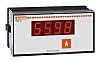Lovato DMK Series Digital Panel Ammeter AC, LED