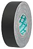 Advance Tapes AT160 Matt Black Cloth Tape, 19mm
