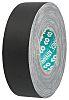 Advance Tapes AT160 Matt Black Cloth Tape, 12mm