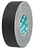 Advance Tapes AT160 Matt Black Cloth Tape, 15mm