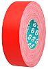 Advance Tapes AT160 Matt Red Cloth Tape, 19mm