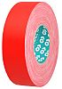 Advance Tapes AT160 Matt Red Cloth Tape, 25mm