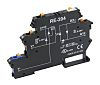 RS PRO Optocoupler, Max. Input 6 mA, 61.7mm Length, DIN Rail Mounting Style