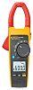 Fluke 374 FC AC/DC Clamp Meter, 600A dc, Max Current 2.5 (Probe) kA ac, 600 (Jaw) A ac CAT III 1000 V, CAT IV 600 V