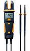 Testo 755-1 LCD Spannungsprüfer mit Durchgangsprüfung, CAT 3 1000 V, CAT 4 600 V, ISO-kalibriert
