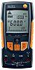 Multímetro Testo 760-2, calibrado RS, 600V ac, 10A ac, TRMS