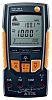 Multímetro Testo 760-3, calibrado RS, 1000V ac, 10A ac, TRMS