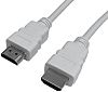 Cable Power HDMI to HDMI Cable in White