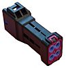 JST, JWPS Female Connector Housing, 4mm Pitch, 4