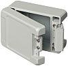 Carcasa de Aluminio, 121 x 86 x 60mm, Gris, IP66, IP68, IP69