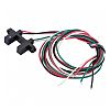OPB811W55Z Optek, Panel Mount Slotted Optical Switch, Transistor