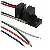 OPB821Z Optek, Through Hole Slotted Optical Switch, Transistor
