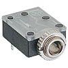 Lumberg 3.5 mm PCB Mount Stereo Jack Socket,