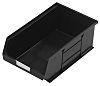 RS PRO PP Storage Bin Storage Bin, 132mm