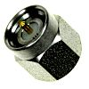 TE Connectivity 50Ω Straight Cable Mount SMA Connector,