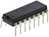 Microchip MIC5891YN 8-stage Through Hole Latched Driver MIC, 16-Pin PDIP