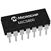 Microchip MIC5800YN 4bit-Bit Latch, Transparent D Type, 14-Pin