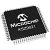 Microchip KSZ9021RLI Ethernet Transceiver, 1000BASE-T,