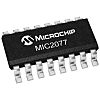 Microchip MIC2077-2YM, Quad Intelligent Power Switch, High Side,