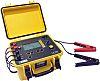 Ohmiómetro Chauvin Arnoux CA 6240, calibrado RS, medición máx. 399,9 Ω, resolución 1μΩ