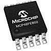 Microchip MCP48FEB02-E/UN, 2-Channel 8 bit DAC, 10-Pin MSOP