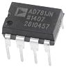 AD781JNZ, Sample & Hold Circuit, 0.7μs Dual Power