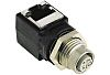 Harting Right Angle 4 Pole M12 Socket to