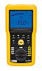 Chauvin Arnoux CA 6534, Insulation & Continuity Tester, 500V, 50GΩ, CAT IV RS Calibration