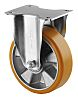 Tente Fixed Castor Wheel, 600kg Load Capacity, 160mm