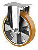 Rueda fija sin freno Tente, carga 600kg, diámetro de rueda 200mm