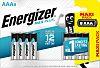 Energizer MAX Alkaline AAA Batteries 1.5V -8 Pack