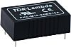 TDK-Lambda PXC-M03W, Vout: 3.3V dc 3W, Vin: 18 → 75 V dc Isoleret DC-DC-konverter Medicogodkendt