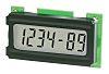 Kubler Hours Run Meter, 6 digits, LCD, Screw