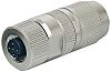 Murrelektronik Connector, 5 contacts Cable Mount M12 Socket,