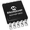 Microchip MCP48FVB02-E/UN, 2-Channel Serial DAC, 10-Pin MSOP