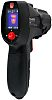 RS PRO Infrared Thermometer, Max Temperature +650°C, ±3 °C, Centigrade, Fahrenheit With RS Calibration