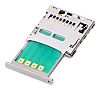 Molex 8 Way Right Angle Micro SD Memory