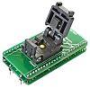 Seeit Straight SMT Mount IC Socket Adapter, 44