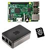 Raspberry Pi Development Kit Computer Board Pi2+Noobs+Case