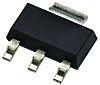 DiodesZetex AZ1117CH-5.0TRG1, LDO Regulator, 300mA, 5 V, ±1%