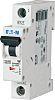 Eaton xEffect 40A MCB Mini Circuit Breaker1P Curve D, Breaking Capacity 10 kA