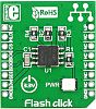 MikroElektronika MIKROE-1199, Flash Click Serial Flash Add On