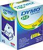 DYMO White Label Printer Tape, 24 mm Width,