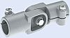 Rose+Krieger Round Tube Hinge Clamp, strut profile 40