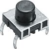Tactile Switch, SPST-NO 50 mA @ 42 V