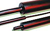 HellermannTyton Heat Shrink Tubing, Black 40mm Sleeve Dia.