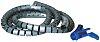 HellermannTyton Spiral Wrap, I.D 20mm 21mm Polypropylene Helawrap