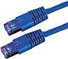 Roline Blue Cat5e Cable S/FTP, 10m Male RJ45/Male